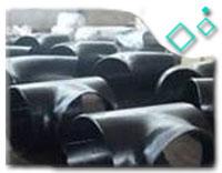 Astm a234 WP9 Alloy Steel Tee Sch40