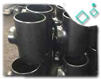 ASTM A234 WPB Butt Weld Equal Tee, ANSI B16.9, DN200, SCH 40