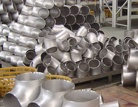 ASTM A403 WP317 Pipe Fittings