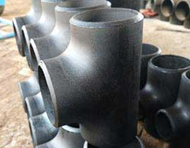ASTM A420 WPL6 Buttweld Pipe Fittings