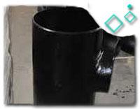 ASTM A420 WPL6 Equal Tee, ANSI B16.9, 6 Inch, SCH XXS