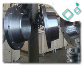 ASTM A694 gr F70 Weld Neck Flange