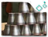 ASTM A815 Reducer, Duplex-SS, SCH 80, PE