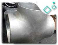 ASTM A815 Super Duplex Steel Buttweld Pipe Fittings