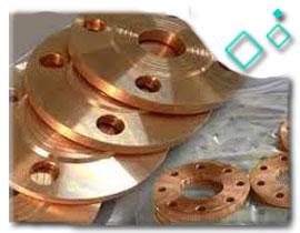 ASTM B151 UNS C70600 Slip On Flange