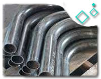 ASTM B366 Alloy 800 Piggable Bend