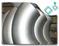 ASTM B366 Inconel 625 45 Degree Elbow