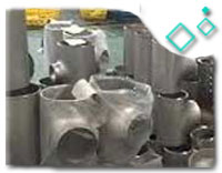 ASTM B366 Inconel Alloy 600 Buttweld Fittings