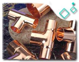 ASTM B366 UNS C71500 Tee