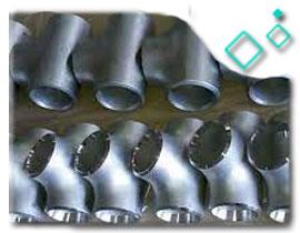 ASTM B366 UNS N04400 Tee