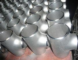 ASTM B366 UNS N06600 Tee