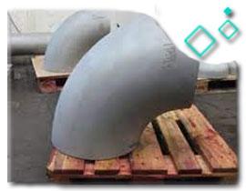 ASTM B366 UNS N08800 Elbow