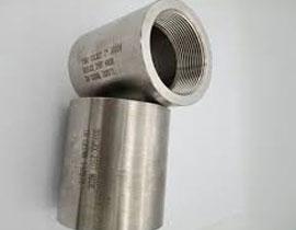 Titanium grade 2 socket weld fittings