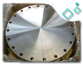 ASTM B462 UNS N08020 Blind Flanges