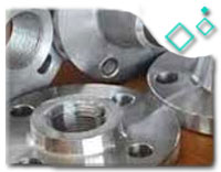 ASTM B564 UNS N04400 Weld Neck Raised Face Flanges