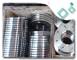 ASTM B564 UNS N06600 Slip On Flange