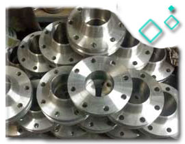 ASTM B564 UNS N08800 Weld Neck Flange