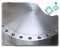 ASTM B564 UNS N10276 Blind Raised Face Flanges