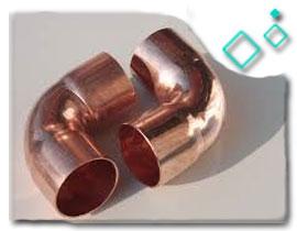 ASTM B62 Cu Elbow