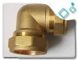 ASTM B62 UNS C36000 Elbow