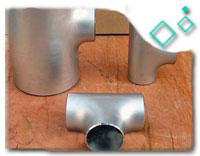 ASTM Grade 316L Equal Tee