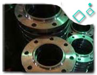 ASTM SS Grade F321 Blank Flanges