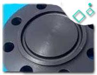 B16.5 ASTM A105 Blind Flange, DN50, Fusion Bonded Epoxy Coating
