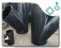 Black Carbon Steel Laterals