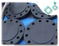 BS EN 10204-3.1 Blind Flange, A105N, Pressure PN100, DN50