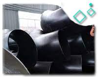 Butt welded E275 Steel LR Seamless elbows
