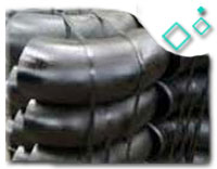 BW 90 Deg Elbow, ASTM A234 WPB, DN1200, WT Sch XS, LR, ASME B16.9