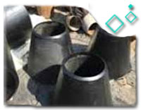 BW End Con. Reducer, ASTM A234 WPB, 4 X 2IN, SCH 40