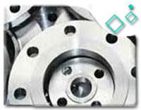 C276 UNS N010276 Nickel Alloy Steel Slip On Flange 3