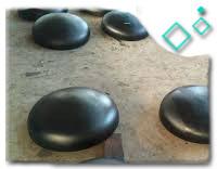 ASME B16.9 A234 Pipe Cap