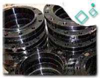 Carbon Steel A350 LF2 Low Temperature Reducing Flanges