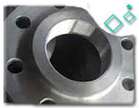 Carbon Steel Threaded Flange, 150 LB, 1/2IN, RF