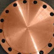 Class 150 copper Nickel WN flanges of ANSI 16.5