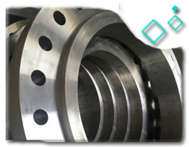 Class 150 SAF 2507 Forged Flanges