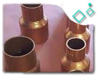 Copper Alloy 90/10 Reducer