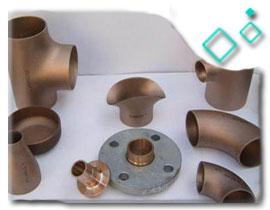 Copper Nickel 70/30 Pipe Fittings