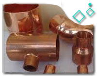 Copper Nickel 90/10 Fittings