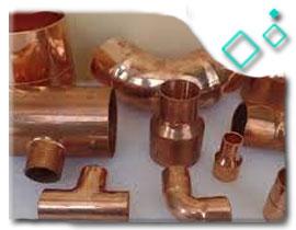Copper Nickel 90/10 Pipe Fittings