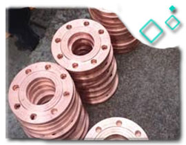 Copper Nickel alloy 70/30 Pipe Flanges