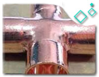 Copper Nickel Alloy 90/10 Cross
