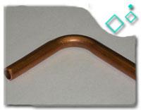ASME SB366 Cupro Nickel 90-10 10D Pipe Bend