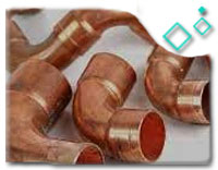 Copper Nickel WERKSTOFF NR. 2.0872 Reducing Elbow