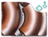 90/10 copper Alloy Return Bends