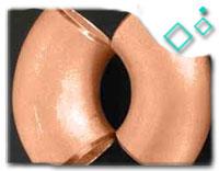copper nickel 180 Degree Elbow