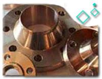 70/30 copper nickel Weld Neck Flanges
