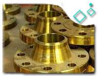 Cuni 70/30 C71500 Long weld neck flange
